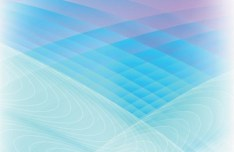 Blue Abstract Vector Background 02