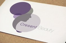 Beauty Semi Transparent Logo Template (AI+PSD)