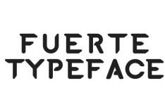 Fuerte Typeface