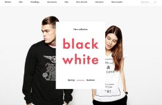 Adaptive Online Store Template PSD