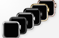 Apple Watch Icons PSD