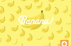 Simple Banner Pattern Vector