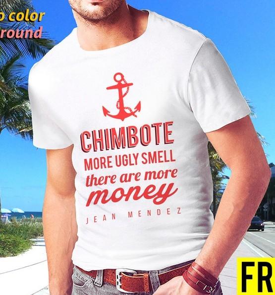 Hipster T-shirt Mockup PSD