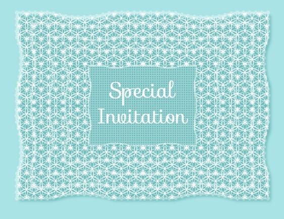 Free blue special invitation background vector titanui blue special invitation background vector stopboris Choice Image