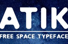ATIK Font