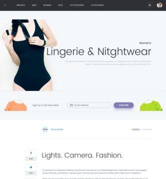 Vivid Soft Material Ui Kit PSD