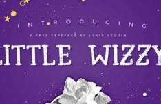 Little Wizzy Typeface