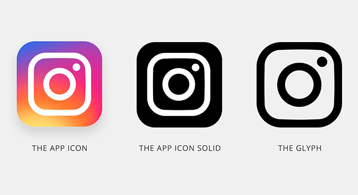 Free Instagram New App Icon Template Psd Titanui