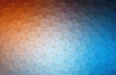 Elegant Particle & Geometric Background Vector #1