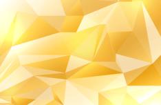 Elegant Particle & Geometric Background Vector #6