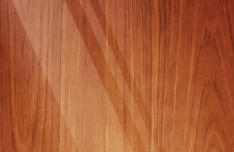 Slick Wood Texture Vector