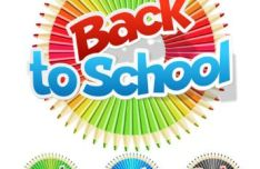colorful-back-to-school-badge-set-vector