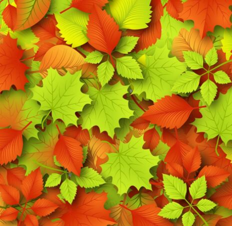 seamless-maple-leaves-background-vector