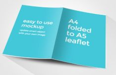 a4-folded-to-a5-leaflet-psd-mockup