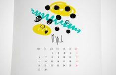 Calendar 2017 PSD & Vector