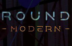 ROUND MODERN Vector Typeface