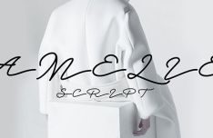 Amelie Script Font