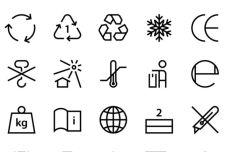 Shipping Iconic Font