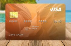 Realistic Credit Card Templates PSD