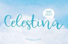 Celestina Handwritten Font