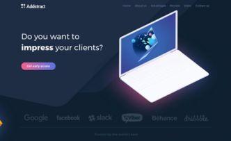 Addstract Modern Web UI Kit