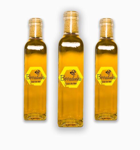 Realistic Liquor Bottle PSD Mockup