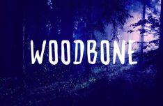 Woodbone Handwritten Typeface