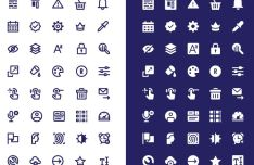 200+ Vector UI/UX Icons
