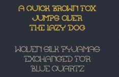 GLOBETROTTER Display Typeface