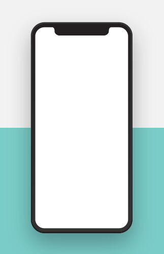 Free realistic blank iphone x psd template titanui realistic blank iphone x psd template maxwellsz