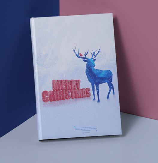 Christmas Deer PSD