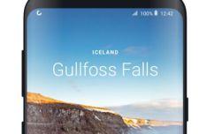 Samsung Galaxy S8 Mockup For Sketch App