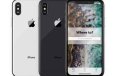 4K iPhone X Mockups PSD