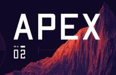 APEX Mk2 Display Font