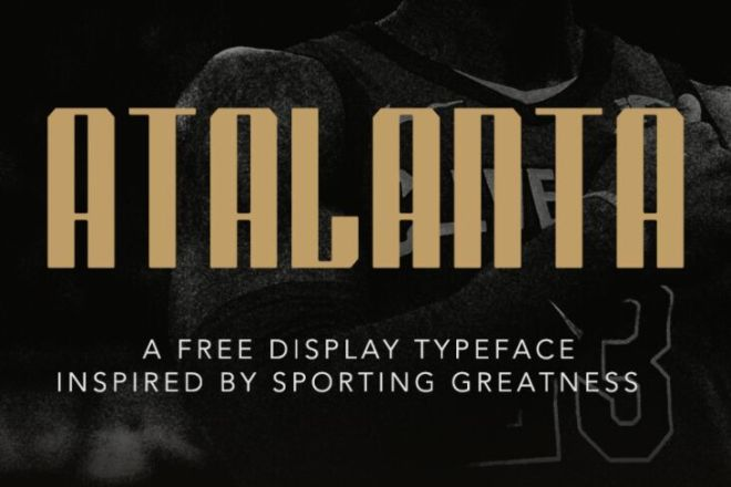 ATALANTA Elegant Display Font