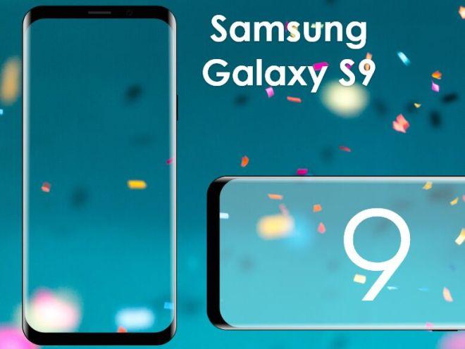 Transparent Samsung Galaxy S9 Mockup For XD