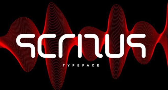 Scritus Creative Typeface