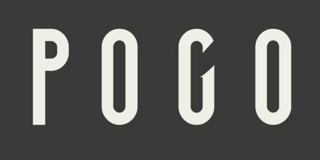POGO Display Typeface-min
