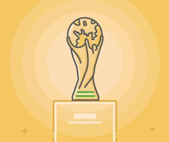 FIFA World Cup Trophy 2018-min