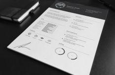 Clean Dark Resume Mockup (AI+PSD)-min