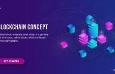 Blockchain Landing Page PSD Template-min