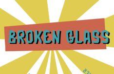 Broken Glass Font-min