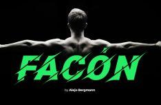 Facón Modern Font-min