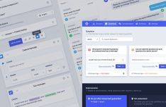 Modern Chatbot UI Kit For XD-min