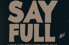 Sayfull Bold Typeface-min