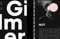 Gilmer Geometric Font-min