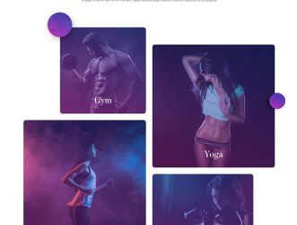Alex GYM Fitness Landing Page Template-min