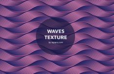 Vintage Waves Texture For Illustrator-min