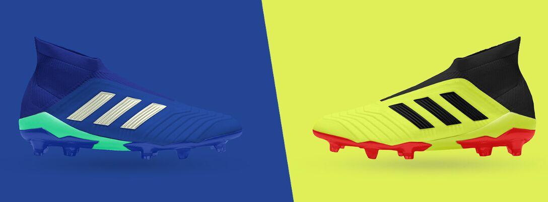 Download Free Adidas Predator Soccer Shoes Mockups PSD - TitanUI