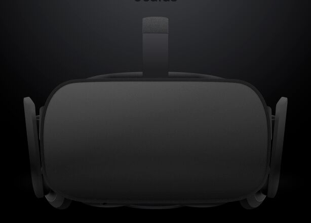 Oculus Headset Mockup For Sketch